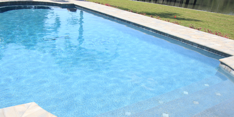 Florida Swimming Pool Surface Options - Pool Surfaces for ...