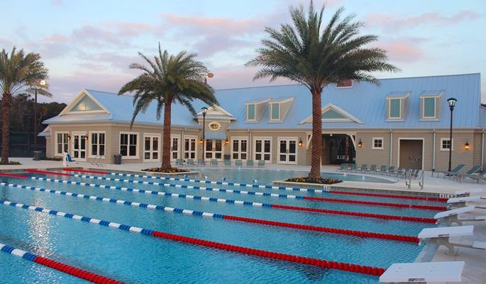Top Jacksonville Custom Pool Builder Crown Pools Inc