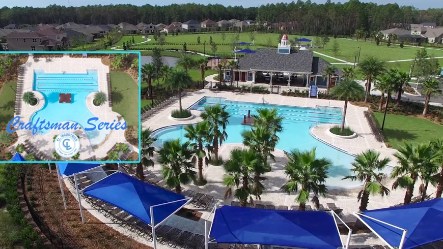Marvelous Crown Pools Featured On CL Industries U2013 Commercial Pools