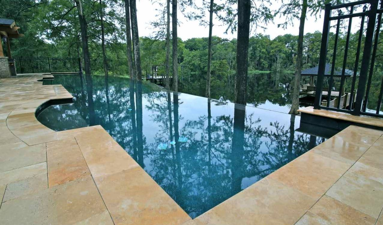 Top jacksonville custom pool builder crown pools inc for Pool design jacksonville fl