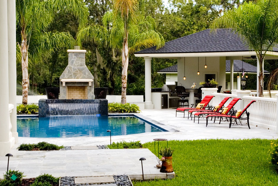 Top jacksonville custom pool builder crown pools inc for Pool builders jacksonville
