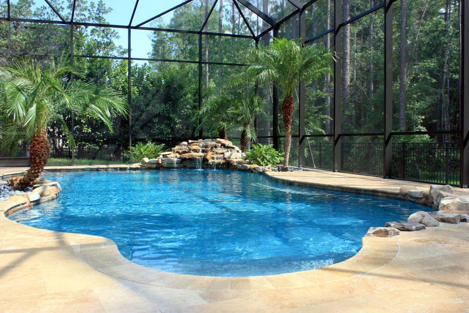 Residential Crown Pools Inc